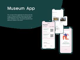 MUSEUM UI/UX APP