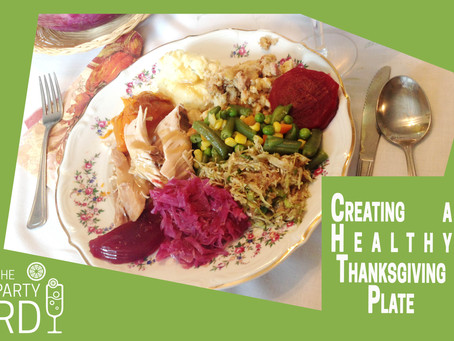 Creating a Healthy Thanksgiving Plate
