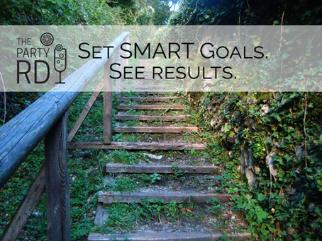 Set SMART Goals.  See Weight Loss Results.