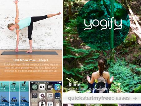 Fit Apps: Yogify