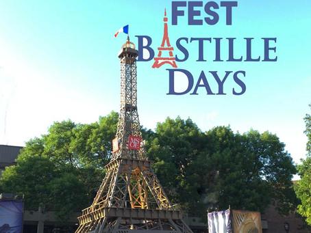 Top 4 Foods at Summer Street Festivals: Bastille Days Milwaukee