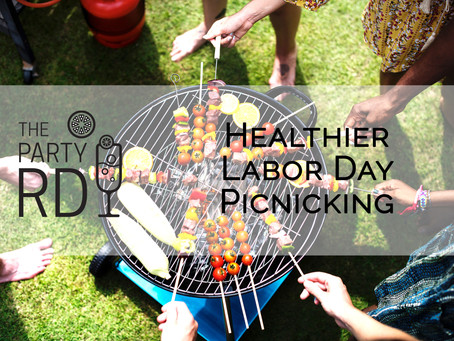 Healthier Labor Day Picnicking