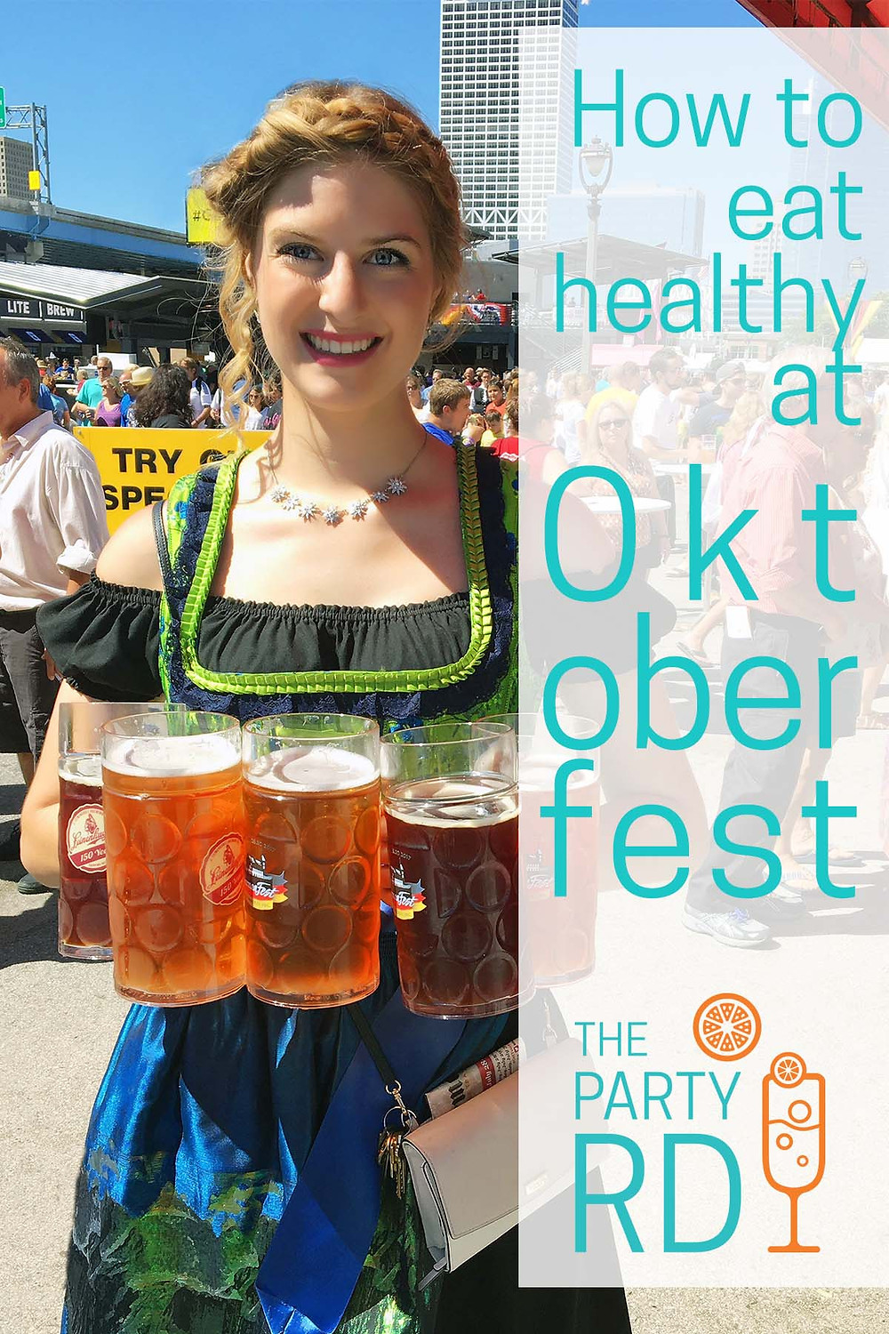 How to eat healthy at Oktoberfest