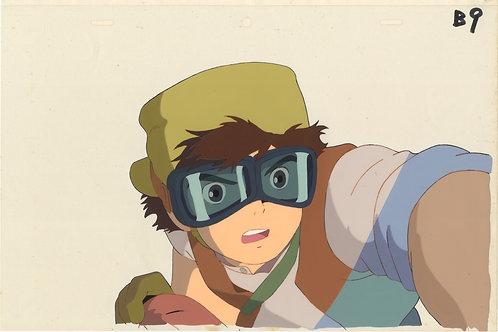 Original Laputa: Castle in the Sky Anime Cel