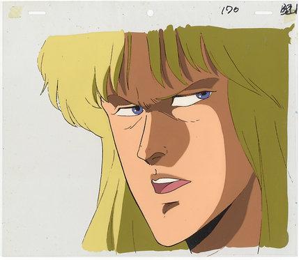 Original Fist of the North Star/Hokuto no Ken Anime Cel