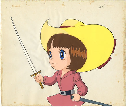 Original Astro Boy Anime Production Cel