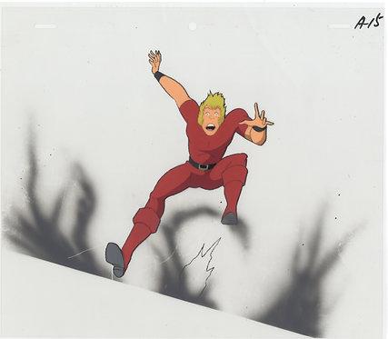 Original Space Cobra Anime Cel
