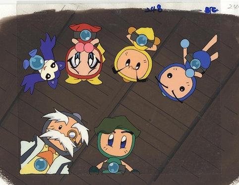 Bomberman B-Daman Bakugaiden V