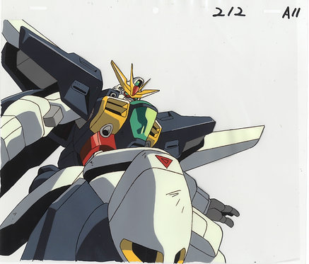 Original After War Gundam X Production Cel
