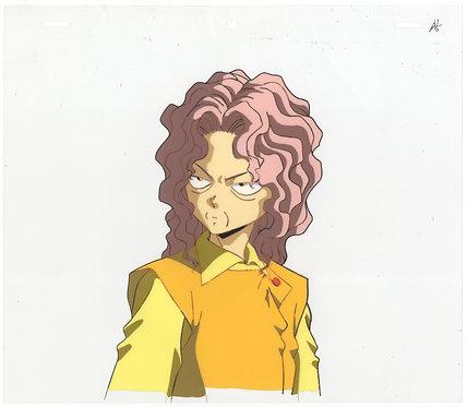 Original Yu Yu Hakusho Anime Production Cel - Genkai