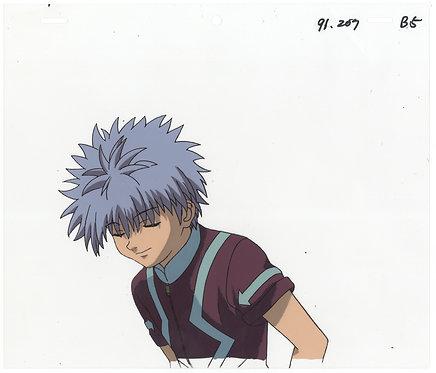 Original Hunter x Hunter Anime Production Cel - Killua Zoldyck