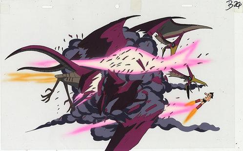 Original Astro Boy Anime Production Cel
