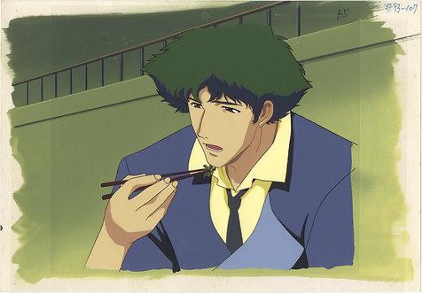 Original Cowboy Bebop Anime Production Cel