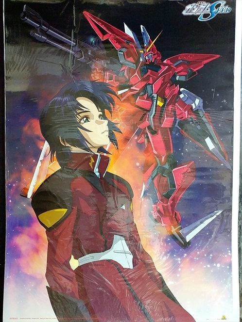 Original Mobile Suit Gundam SEED - Athrun Zala - Anime Poster