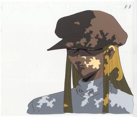 Hunter x Hunter Anime Original Production Cel & Sketch - Kite
