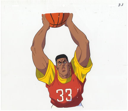 Original Slam Dunk Production Cel