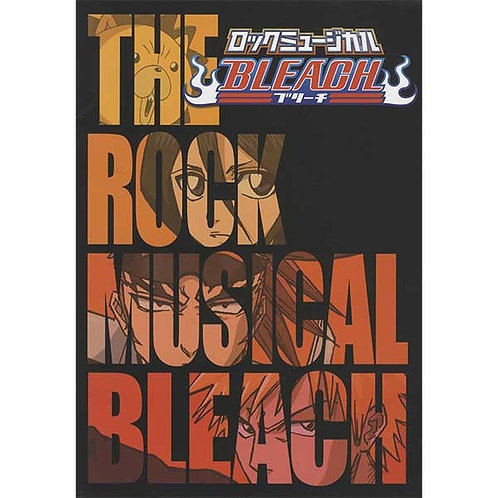 Bleach Rock Musical Booklet