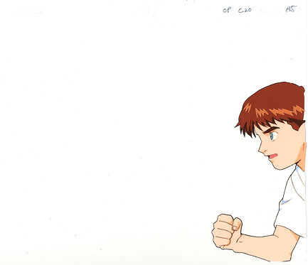 Speed Racer X Opening Cel