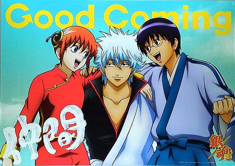 Original Gintama - 'Nakama' by Good Coming Anime Poster