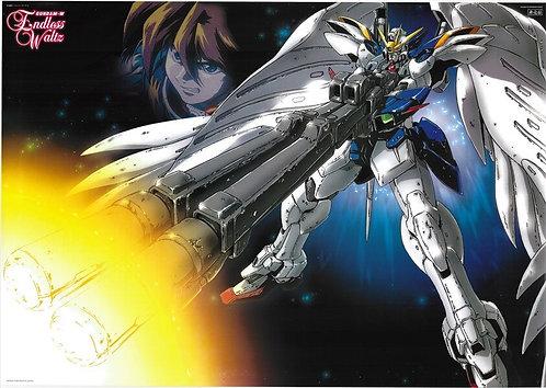 Original Mobile Suit Gundam Wing: Endless Waltz Movie Poster