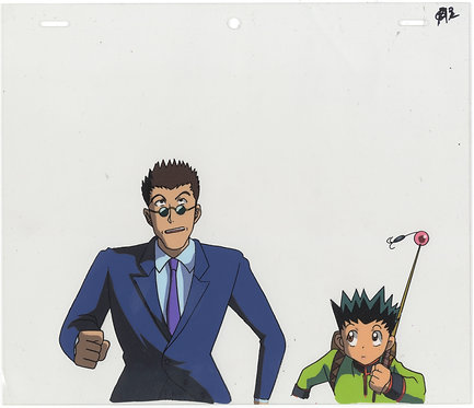 Original Hunter x Hunter Production Cel