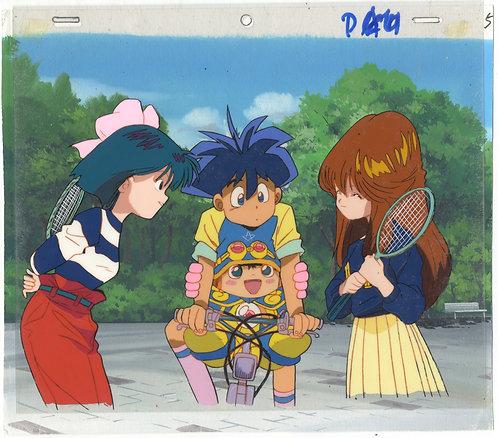 Original Magical Taluluto-kun Anime Production Cel