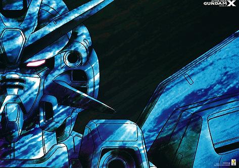 Original After War Gundam X - Side 3 Anime Poster