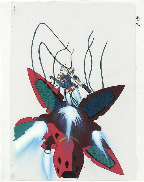 Gundam F91 'Pan' Cel