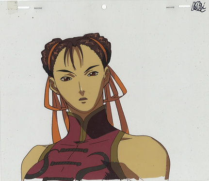 Street Fighter Alpha - The Animation