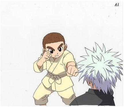 Original Hunter x Hunter Anime Production Cel
