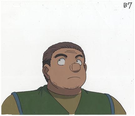 Original Hunter x Hunter Anime Production Cel - Tonpa