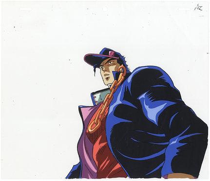 Original JoJo's Bizarre Adventure - Stardust Crusaders OVA Anime Cel