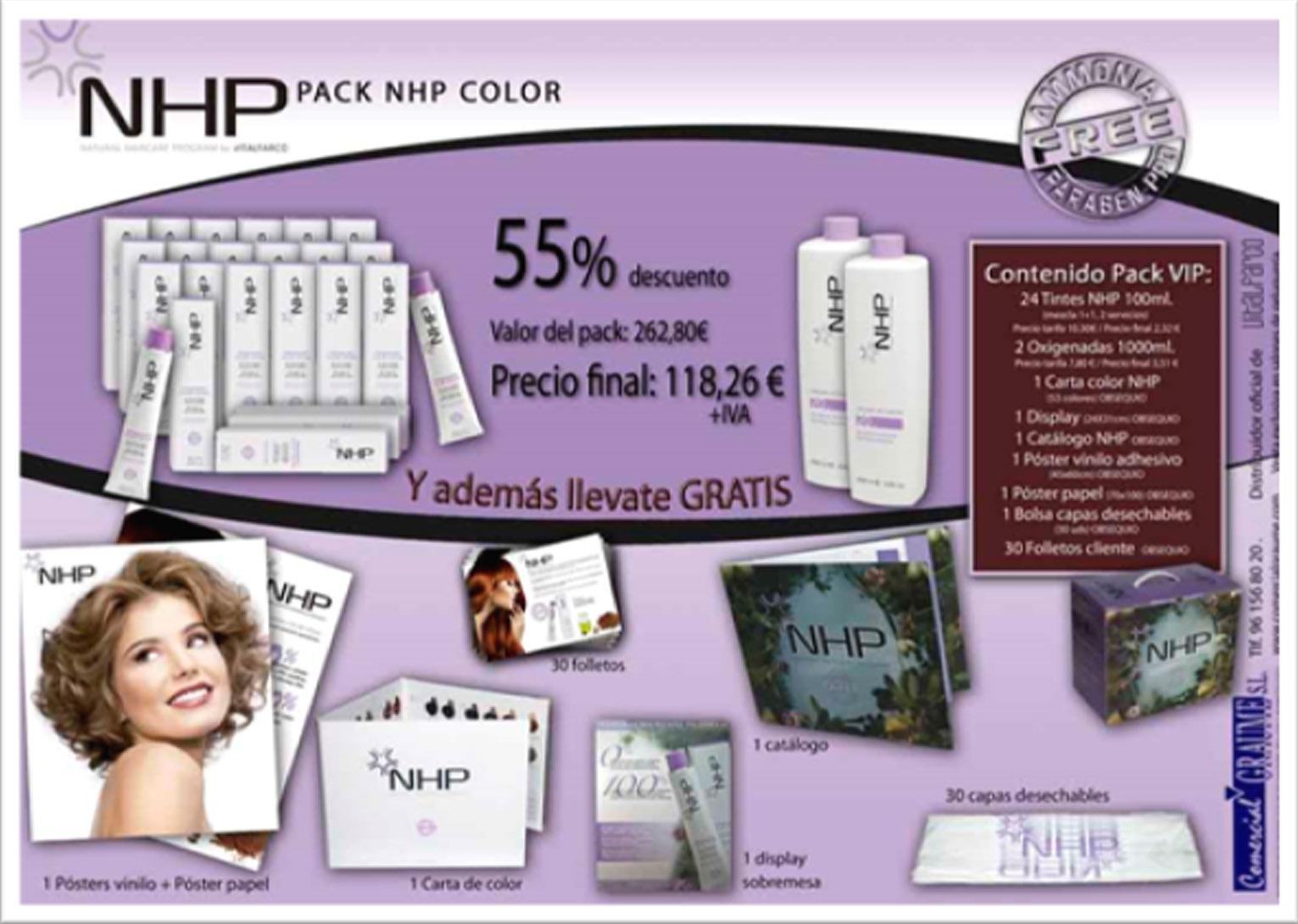 NHP (NATURAL HAIRCARE PROGRAME)