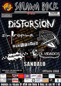 SOLANA ROCK 2015