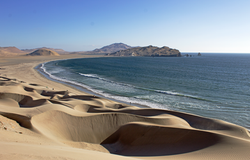 paracas islas ballestas