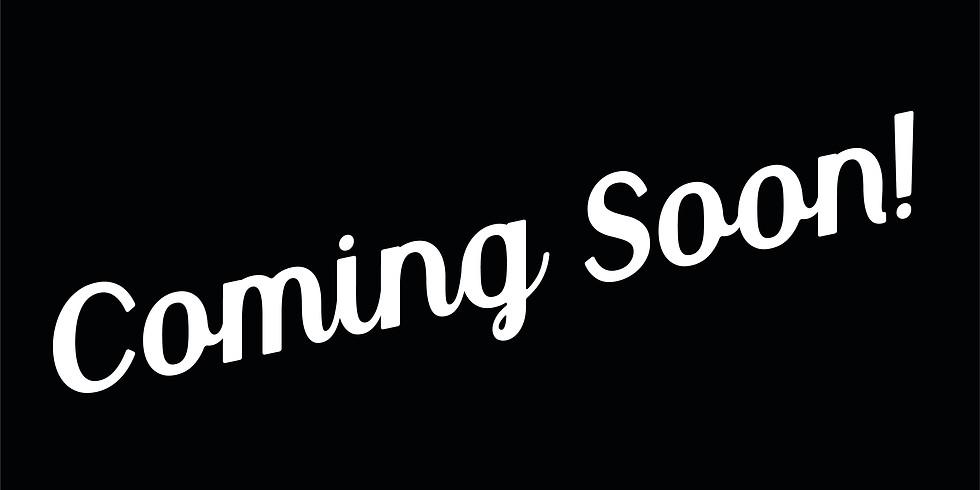 Workshops Coming Soon!