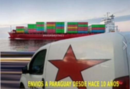 CAMIONETA DE RECOGIDAS DE MENSAPARAGUA