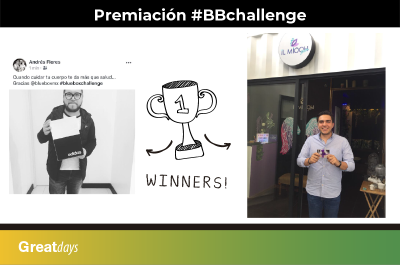 Premiación BBchallenge