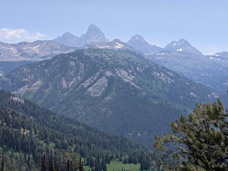 Grand Targhee/ Driggs Idaho