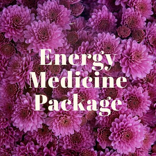 Energy Medicine Package