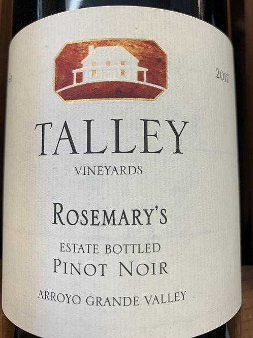 2017 Talley, Rosemary's, Central Coast