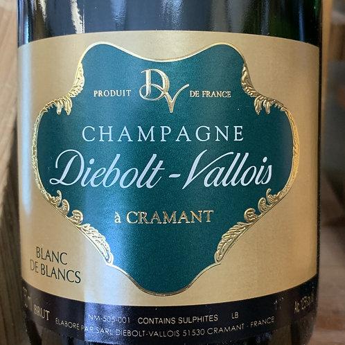 Diebolt-Vallois, Blanc de Blancs, Brut, Champagne
