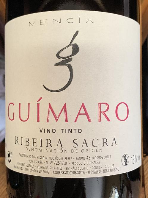 2017 Guimaro, Ribeira Sacra, Mencia