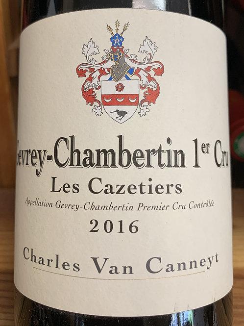 2016 Van Canneyt, 1er Cru, Gevrey Chambertin