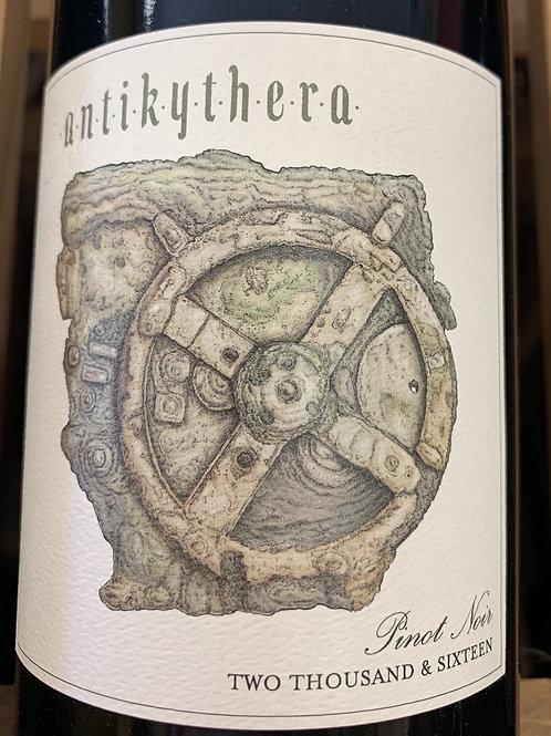 2016 Antica Terra, Antikythera,