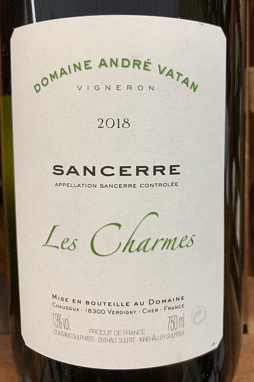 """2018 Andre Vatan """"Les Charmes"""", Sancerre"""