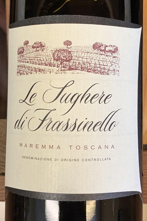 2016 Le Sughere di Frassinello, Super Tuscan, Tuscany