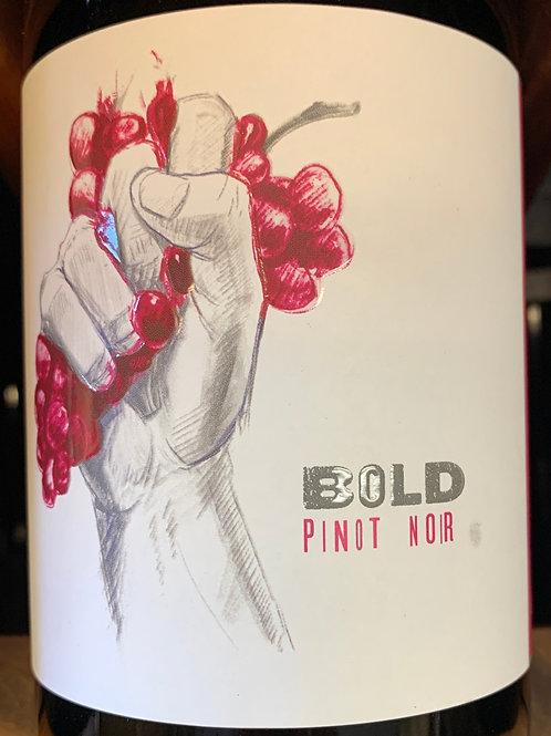 2017 Bold Wine, Santa Lucia Highlands