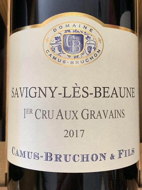 2017 Camus-Bruchon, Premier Cru Aux Gravains, Burgundy