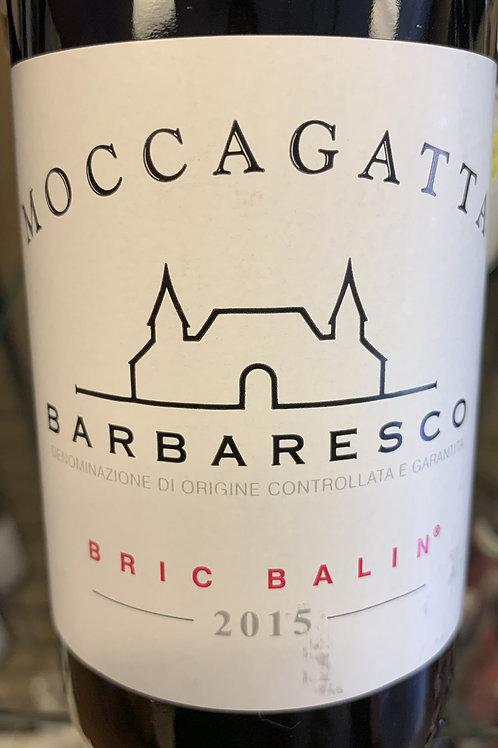 2015 Moccagatta, Barbaresco, Piedmont